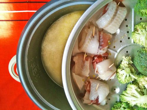 d jeuner rice cooker par tambouille d couvrez les astuces pour manger sainement recettes. Black Bedroom Furniture Sets. Home Design Ideas