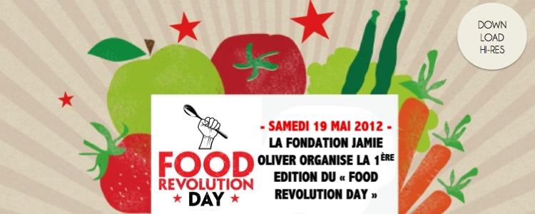 Le Food Revolution Day, c'est quoi ?