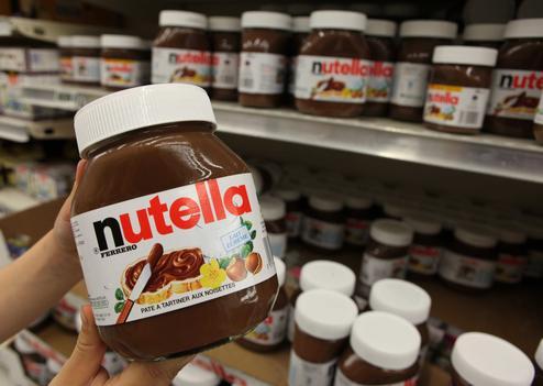 nutella condamn pour publicit mensong re en californie 4 dollars rembours s par pot achet. Black Bedroom Furniture Sets. Home Design Ideas