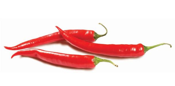 Le piment : un nouvel aliment anti-cholestérol ?