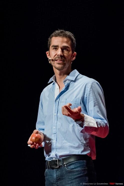TEDxVannes, samedi 9 juillet 2016, Amphithéâtre du Lycée St-Paul St-Georges.