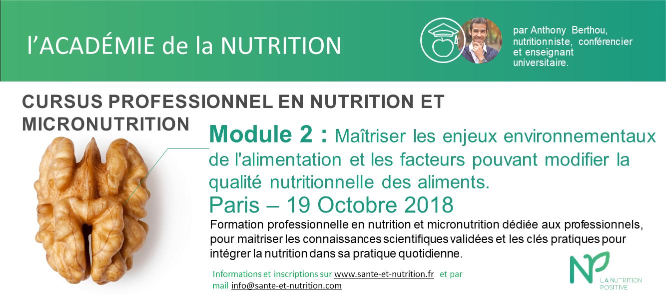 ACADEMIE-NUTRITION Paris M2 oct 18