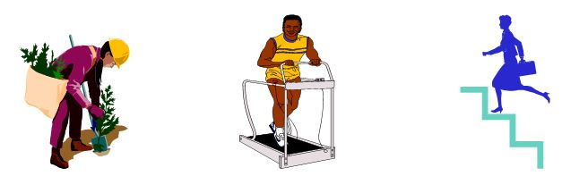 75% des français ne réalisent pas assez d'activité physique !