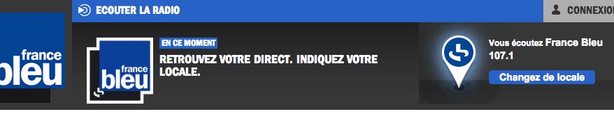 Emission France Bleu : nutrition et sport