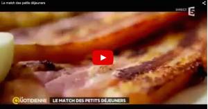 Vidéo France 5 petit déjeuner