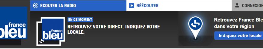 Emission sur France Bleu: L'épigénétique
