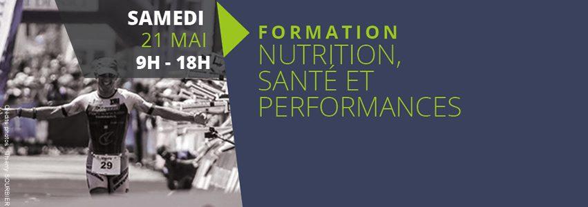 «Formation Nutrition, santé et performances»