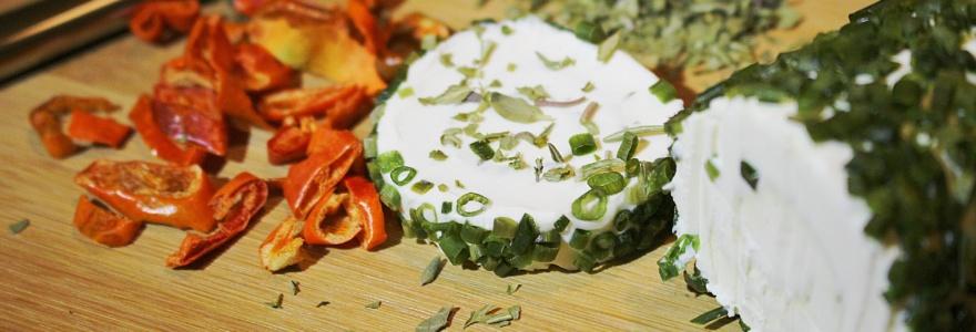 Un petit morceau de fromage (végétal) ?