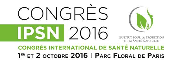 Congrès IPSN 1 et 2 Octobre 2016