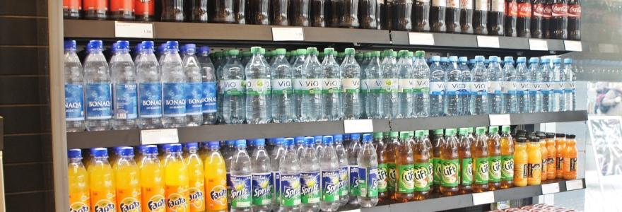 Un Français consomme en moyenne plus de 50 litres de boissons sucrées par an