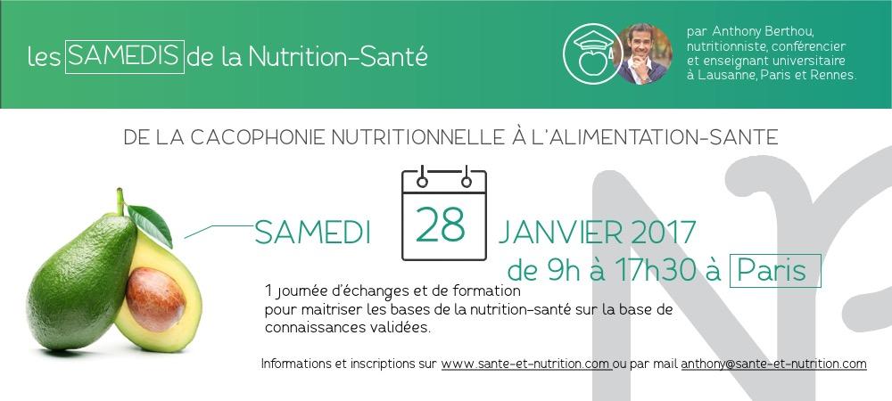 samedi nutrition sante