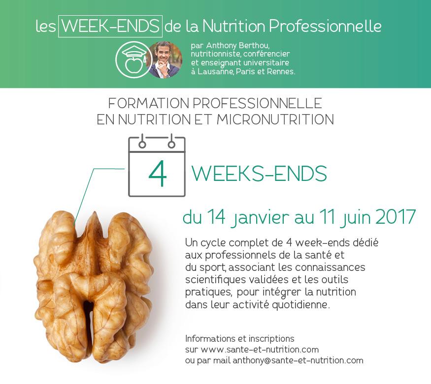 Actualits Formations Formation Nutrition Sant Et Performances