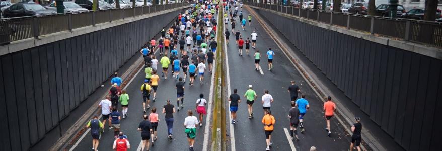 Programme nutritionnel avant un marathon