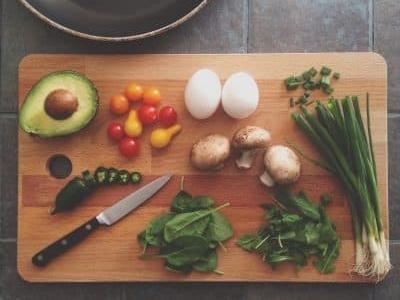 Les fruits et les légumes du mois de Janvier