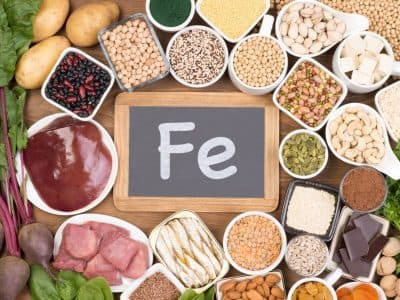 Carence, anémie : quelle alimentation si vous manquez de Fer ?