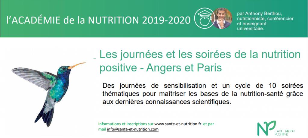 journées 2019-2020 tous publics