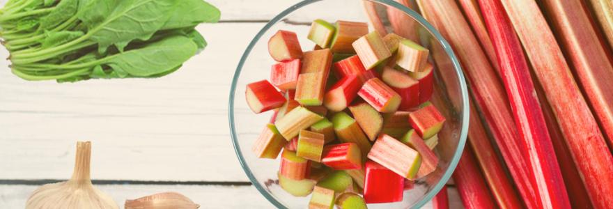 Vertus nutritionnelles des fruits et légumes du mois d'Avril