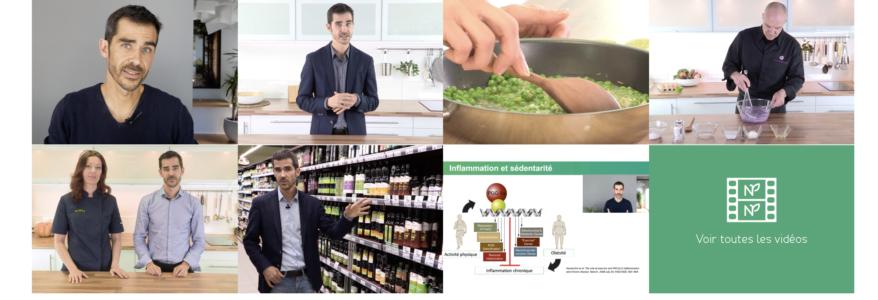 Lancement de l'Académie de la Nutrition Positive en ligne